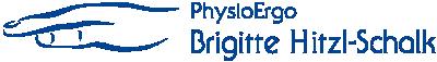 PhysioErgo Brigitte Hitzl-Schalk Logo
